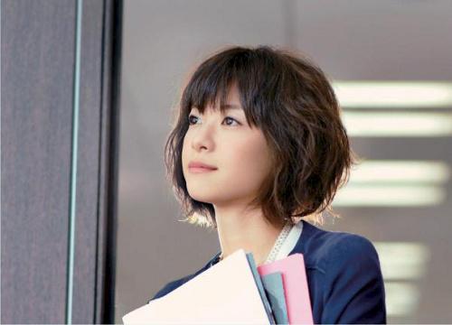 西田尚美 髪